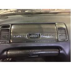 Toyota Supra MKIV Carbon Upper Glove Box Lid