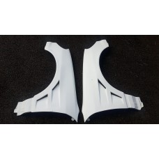 Aristo / GS300 20mm Wider and Vented Front Fenders
