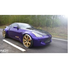 Nissan 350z RB Wide Arch body Kit