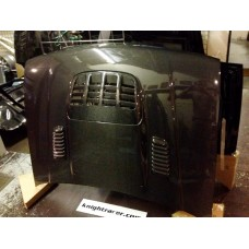 Nissan Pulsar HYBRID Carbon Bonnet