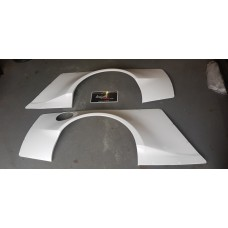 Nissan R35 GTR RB +75mm Wider Rear Fenders / Arches