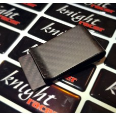 Knight Racer Carbon Fibre Money Clip FREE SHIPPING