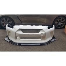 Nissan R35 GTR 2017-19 KR FRP Front Lip / Splitter