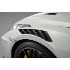 Nissan R35 GTR Nismo Spec Carbon Fender Vents