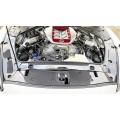 Nissan R35 GTR KR 3-pc Full Length Carbon Cooling Panel