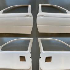 BMW E46 Compact Light Weight Doors FRP
