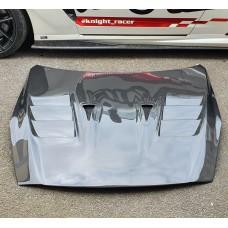 Nissan R35 GTR EBA MY17+ TS Carbon Bonnet