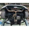 "GR Yaris KR 3"" GPF Back Race Exhaust System"