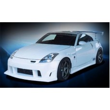 Nissan 350Z INGS Side Skirts