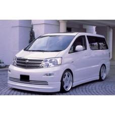 Toyota Alphard W Style Kit
