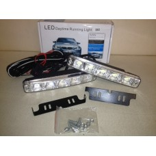 LED Daytime Running Lights DRL D03 190mm