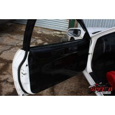 Honda Integra DC2 Spec R1 Door cards Black