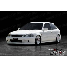 Honda Civic EK Spec O Front Grill Black