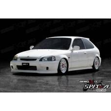 Honda Civic EK Spec O Front Grill White