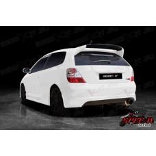 Honda Civic EP Spec R1 Diffuser black