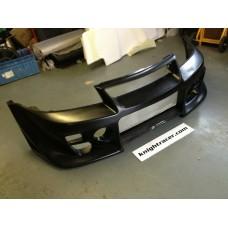 Mitsubishi EVO 5 6 DAMD style Front Bumper