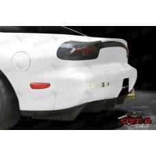 Mazda RX7 FD Spec R2 Diffuser black
