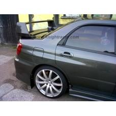 Subaru Impreza WRX STI 2004 Blob Eye CARBON SPOILER