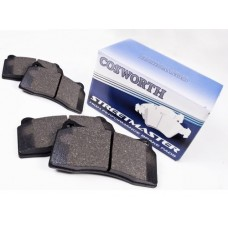 Nissan R35 GTR Cosworth Streetmaster High Performance REAR Brake Pads