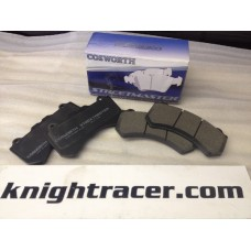 Nissan R35 GTR Cosworth StreetMaster High Performance FRONT Brake Pads