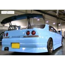 Nissan Skyline Carbon Fibre 'BGW' Spoiler D1 style