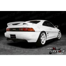 Toyota MR2 Spec A1 Rear Panel REV1 Black