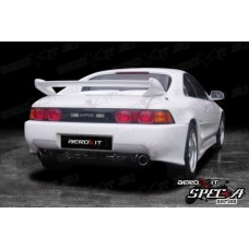 Toyota MR2 Spec A3 Rear Panel REV3 Black
