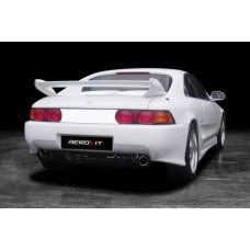 Toyota MR2 Spec A3 Rear Panel REV3 White