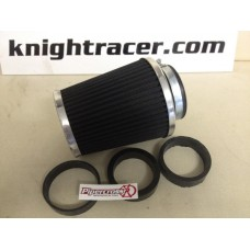 PiperX R Power Air Filter 60-80mm Internal Diameter fitment