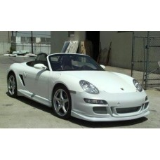 Porsche Carrera 911 997 GT3 RS style Front Bumper w/ FRP Lip