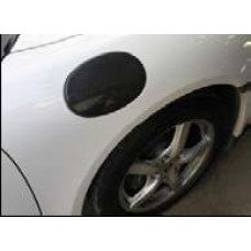 Porsche Boxster Cayman 987 Carbon Fuel Flap Cover