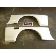 Nissan Skyline R32 GTS BN Sport Blister Rear Fenders +25mm