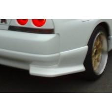Nissan Skyline R33 GTS Top Secret Rear Spats