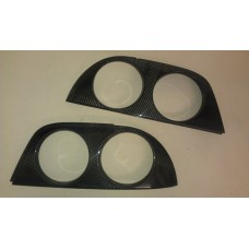 Nissan Skyline R33 Carbon Tail Light Covers