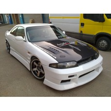 Nissan Skyline R33 GTS Spec 1 KR HYBRID Carbon Bonnet