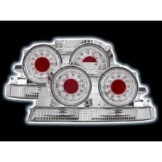 Nissan Skyline R33 Clear LED Tail Lights
