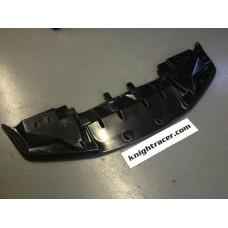 Nissan Skyline R34 GTR Front Lower Splitter Undertray in BLACK FRP