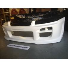 Nissan Skyline R34 GTT Impul Front Bumper
