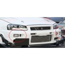 R34 GTR / GTT Clear Front Indicator Lights