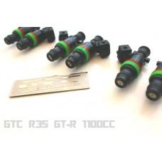 Nissan R35 GTR ASNU BOSCH UK 1050cc Injectors