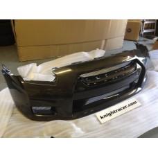 Nissan R35 GTR KR Full Dry Carbon Front Bumper