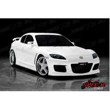 Mazda RX8 Spec R1 Front Bumper