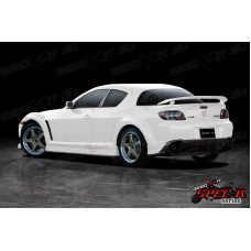 Mazda RX8 Spec R1 Rear Bumper Lip