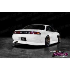 Nissan S14 Spec D1 Rear Bumper