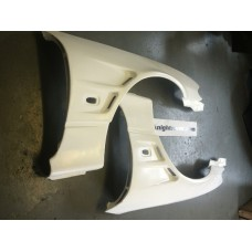 Nissan S15 Silvia 30mm wider Vented Front Fenders