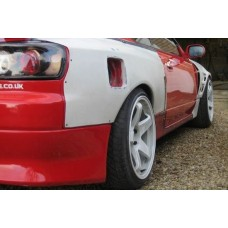 Nissan S15 Silvia 50mm wider Rear Fenders