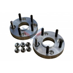 Nissan 4x114.3 to 5x114.3 PCD Wheel Adaptors (1)