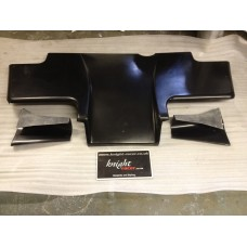 Universal Top Secret style FRP Rear Diffuser