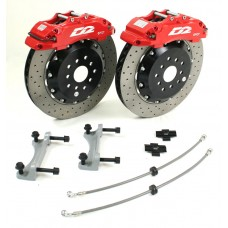 Nissan Skyline R33 D2 FRONT Big Brake Kit 6-Pot 330mm