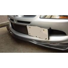 Mitsubishi EVO 8 VA Carbon Front Splitter